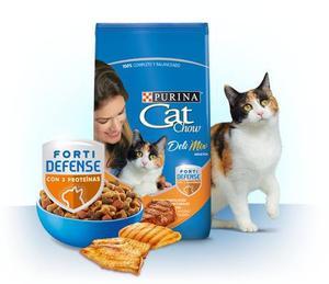 Cat Chow Delimix 3 Kilos Y 10 Kilos