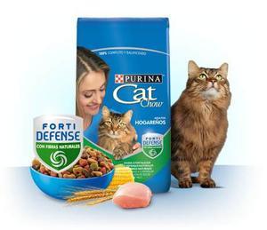 Cat Chow Hogareños 1,5 Y 8 Kilos