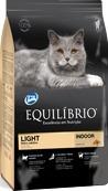 Equilibrio Gato Adulto Light X 1.5 Kg