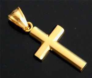 24 Hombres Mujeres Oro Acero Inoxidable 2mm Cuerda Cadena
