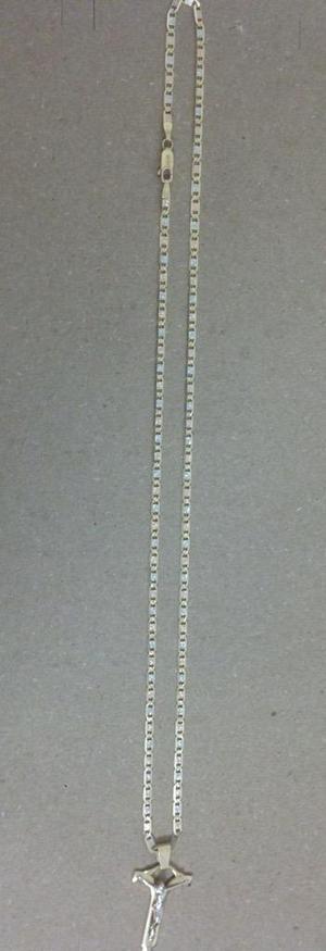 Cadena Oro 18K Italiano con Dije