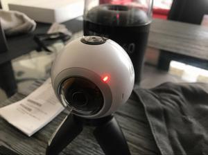 Camara Samsung Gear 360 Como Nueva