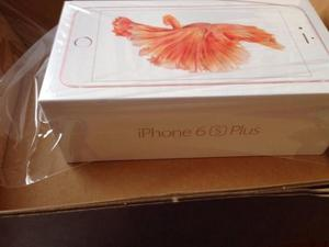 Iphone 6s Plus 128gb Blanc Rosa Gold Neg Nuevo Env Grat