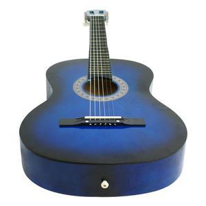 Paquete Guitarra De Principiante Niños Regalo Musical Nuevo