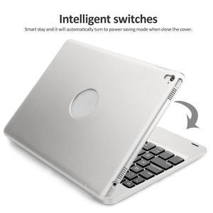 Para Ipad 2 Pro 9.7 A Bluetooth Teclado Caso Cubierta De