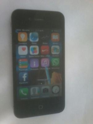 Se Vende iPhone 4s en 160 Mil