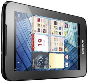 Tableta Lenovo Ideatab Al De 7 Pulgadas De 8 Gb