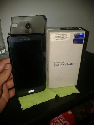 Vendo Dos Galaxy Note 4 para Repuestos