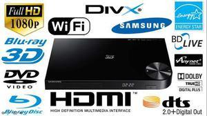 Blu Ray Samsung Bd-hd + Wifi