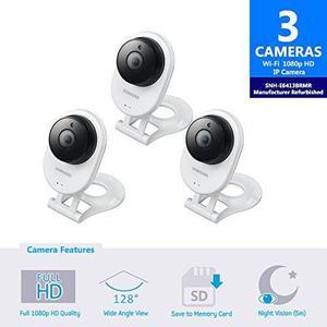 Samsung Snh-ebmr Cámara Ip Smartcam Hd Wifi Con Tarjeta
