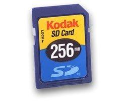 Tarjeta De Memoria Kodak 256mb Premium Secure Digital Sd