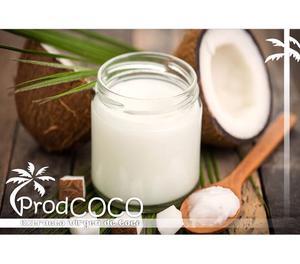 Venta de Extracto Virgen de y Extravirgen de Coco
