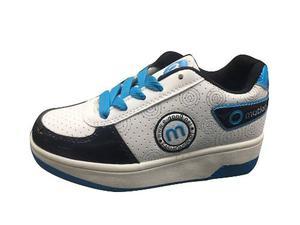 Zapatos Rueda Tenis Patin Para Niño Zapatilla Patin