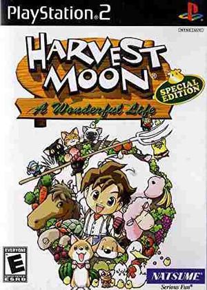 Harvest Moon Una Vida Maravillosa Edición Especial