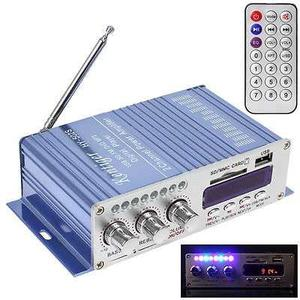 Hy502s Fm Audio Reproductor Mp3 Altavoz Bluetooth Coche