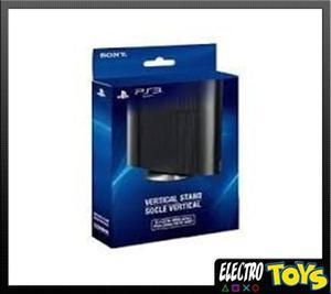 Ps3 Base Vertical Ps3 Super Slim Sony Original Nueva Sellada