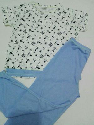 Ropa Pijamas Niños Pantalón Camisa
