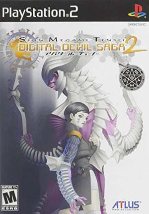 Shin Megami Tensei Digital Devil Saga 2 - Playstation 2