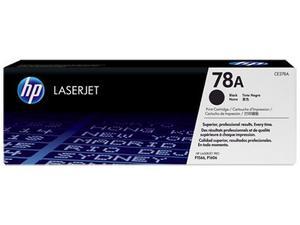 Cartucho Original De Tóner Negro Hp 78a Laserjet (ce278a)