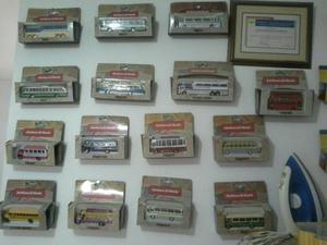 Coleccion Autobuses Del Mundo