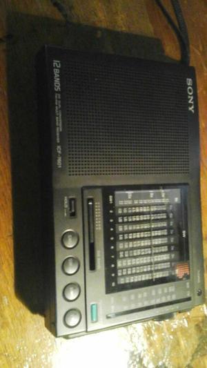 Radio Sony Icf