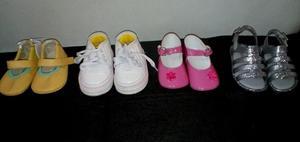 Se Vende Lote de Zapatos para Bb, Nuevos