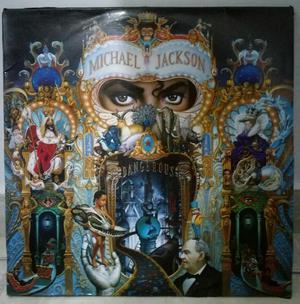 Vinilo de Michael Jackson