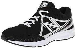 Zapatos Béisbol New Balance Bajo Balance Negro Blanco 10 4e