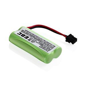 2 X 900mah 2.4v Homephone Batería Para Uniden Bt-