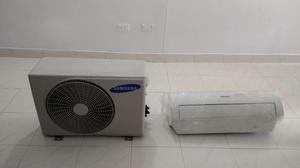 Aire acondicionado tipo split btu Samsung