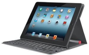 Logitech Solar Keyboard Folio Para Ipad 2 Y Ipad (3ª /