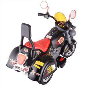 Los Cabritos Montan En Moto 6v Juguete Batería Eléctrica 3
