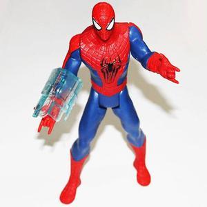 Spider Man 25cm Titan Hero Spiderman Hombre Araña