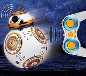 Star Wars Bb-8 Control Remoto Inalámbrico Robot Inteligente