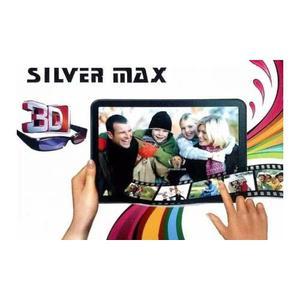 Tablet Silver Max S T 710 Quad Core Doble Camara Wifi 8 Gb