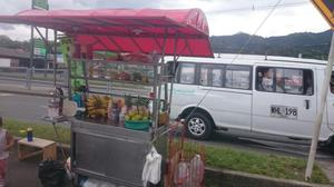 Carro de frutas posot class - Carro de frutas ...