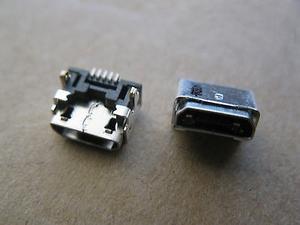 2 Piezas Micro Usb Carga Puerto Conector Amazonas 7 Kindle