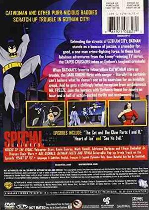 Batman Animated Series 3-pack (secretos Del Caped Crusader