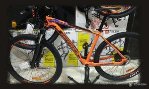 Bicicleta Optimus Saggita Rin vel