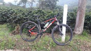 Bicicleta Todo Terreno en Carbono
