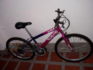 Bicicleta Todoterreno para Niña