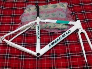 Bicicleta de ruta en aluminio Marco
