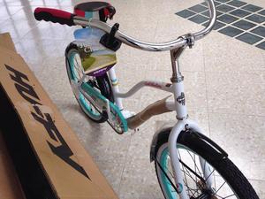 Bicicleta para niño o niña Huffy Rin 20 NUEVA