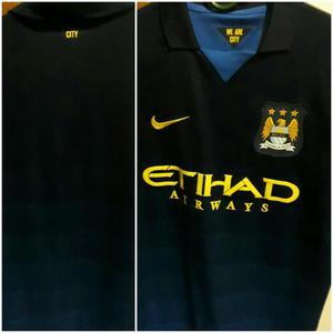 Camiseta Del Manchester City