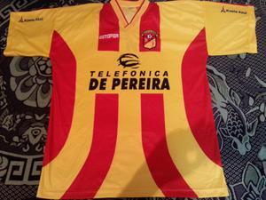 Camiseta del Deportivo Pereira