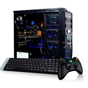 Combo Consola Pc Gaming 2.0