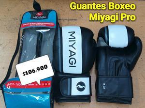Guantes Boxeo Miyagi Pro 14oz