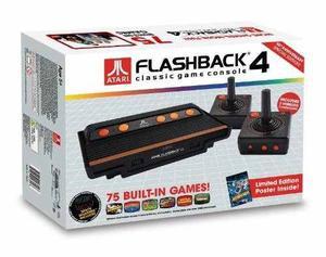 Juegos Atari Flashback 4 Classic Game Console