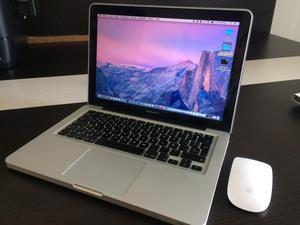 Macbook Pro  Core I Gb Disco Solido Partición