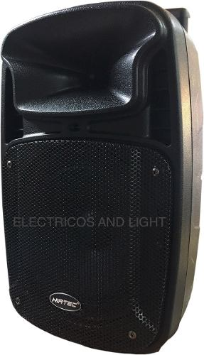 Parlante Cabina Bluetooth Karaoke Microfono Usb